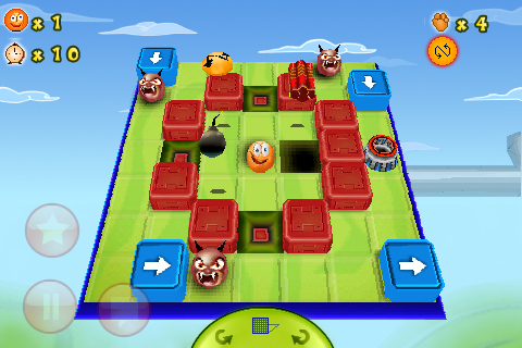 Screenshot Movin' Maze 3D Lite